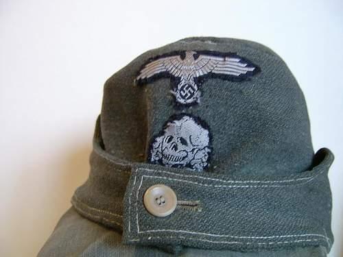 Waffen SS 43 Model Cap