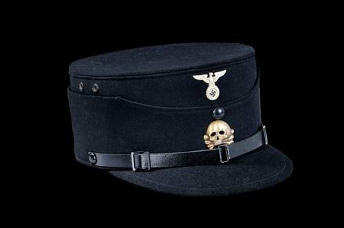Early SS cap
