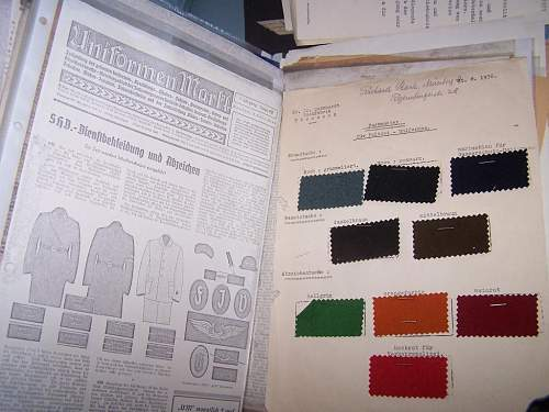 Embroidery employee Raab und Co files