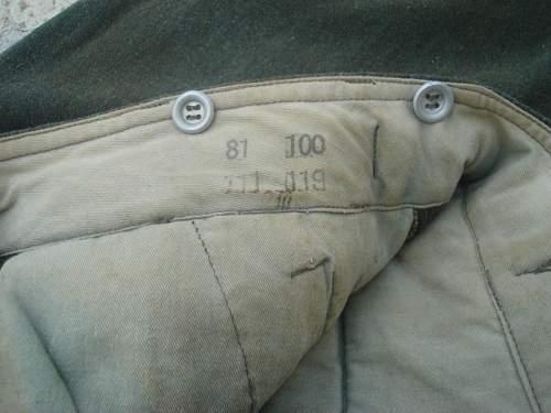 M44 pants