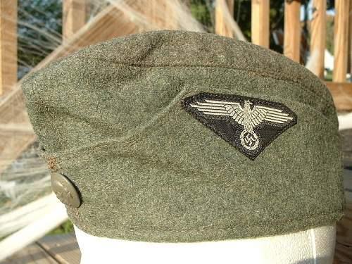 NCO Bevo sleeve eagle