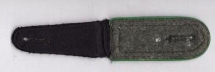 Gebrigsjager NCO shoulder board, real?