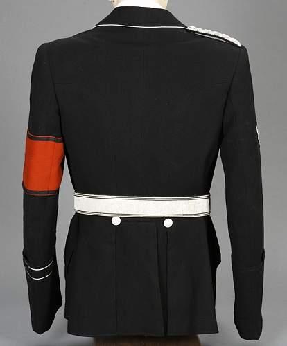 SS uniform date of usage.