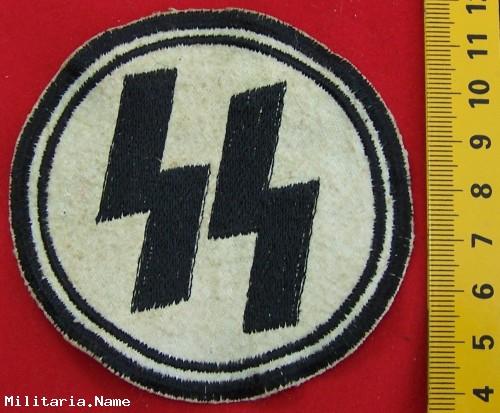 SS sportshirt insigna