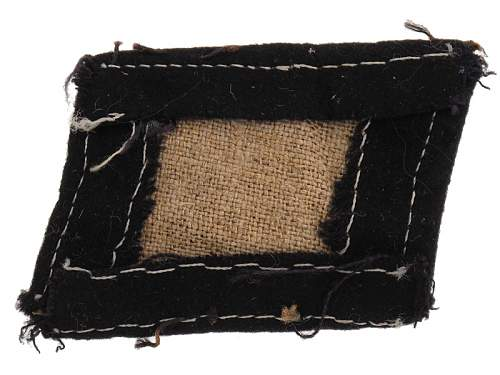 SS Collar Tab of the 29.Waffen Grenadier Division