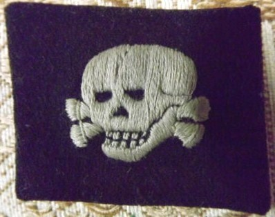 Totenkopf tab ................................... i have serious doubts !