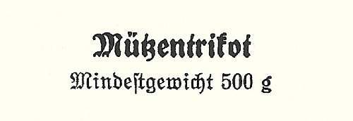 Click image for larger version.  Name:Muetzentrikot .jpg Views:42 Size:61.0 KB ID:308478