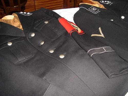 Allgemeine SS Black tunic