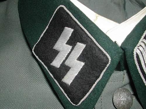 Waffen SS Tunic