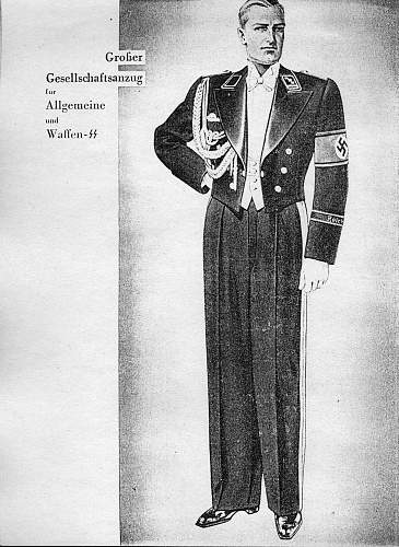 SS Tuxedo Badge Fake Alert