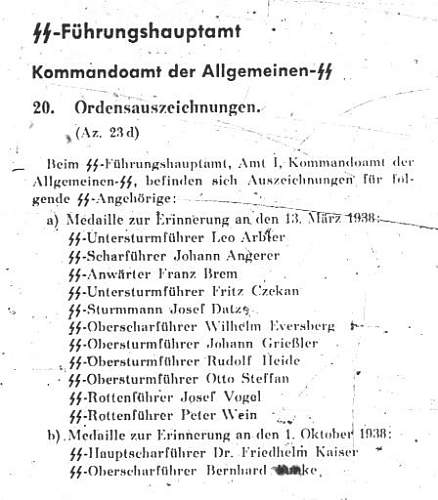 Click image for larger version.  Name:SS Befehlsblatt 15.3.43.jpg Views:73 Size:43.3 KB ID:318451