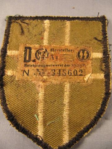 Finnish vol. sleeve shield........ is this legit?