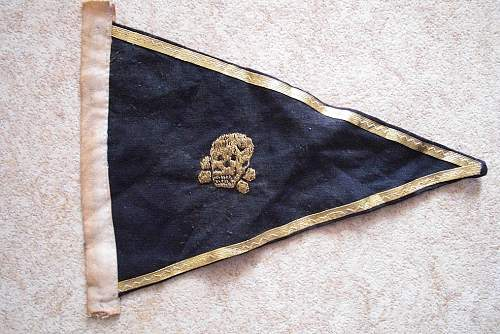 Panzer flag?