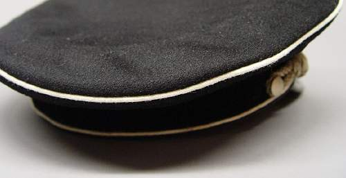 Black officer cap opinions needed please...