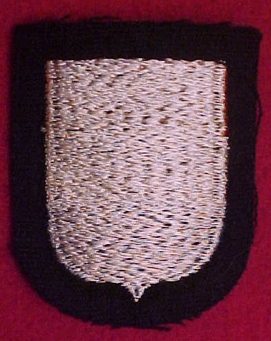 SS Dutch arm shield ......... original?