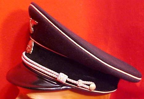 Allgemeine SS Visor Cap - II