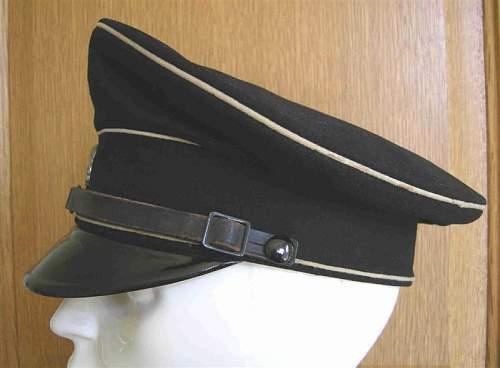 Nice Black Visor from Ebay!