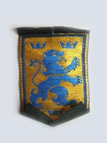 Galacian sleeve shield, original ?