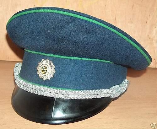 GRENZ - POLIZEI Uniform Ensemble