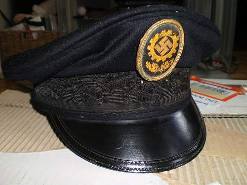 SS caps in the 1970s.