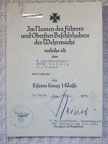 Click image for larger version.  Name:Ritterkreuz Fritz Herzig 008 (2).jpg Views:181 Size:242.2 KB ID:334860