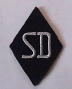 SD sleeve patch