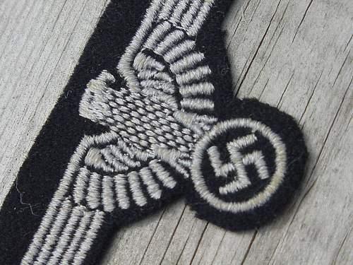 Latest SS sleeve eagle