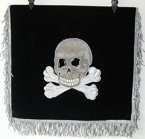 Early SS Trumpet Banner