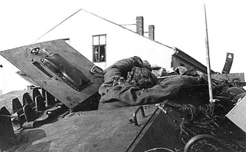 Dying SS Troops