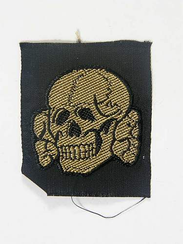 Your thoughts please on this tropical Totenkopf