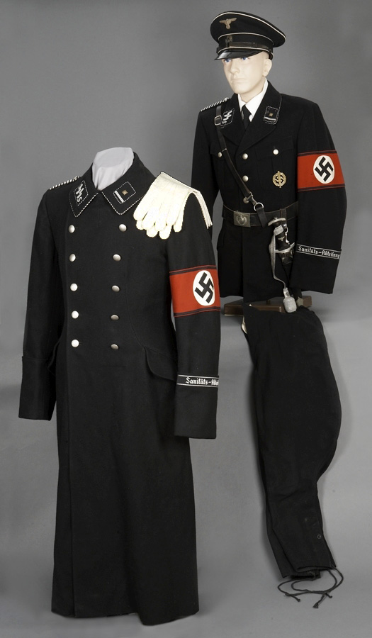 Ss Uniform Mantel