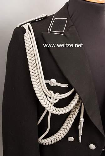 SS Dress Tuxedo Badge