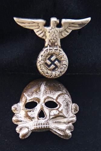 SS/SA-eagle. Original?