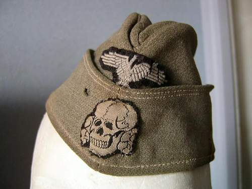 New SS cap