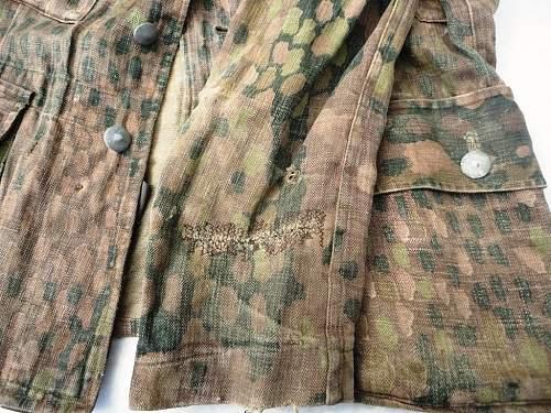 M44 Dot Camo tunic good ?