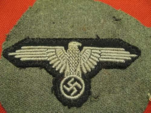 Uniform removed SS lot...