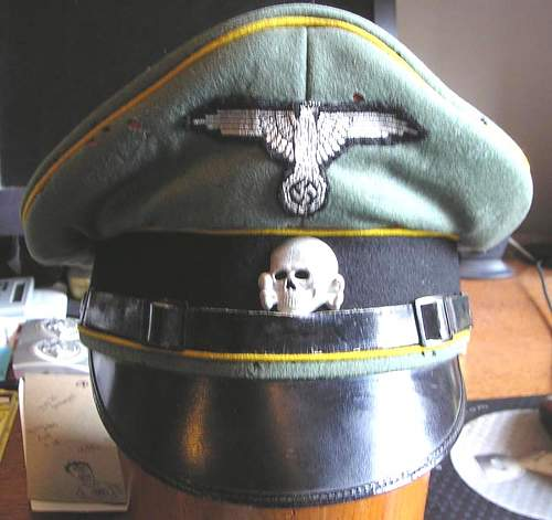 SS Panzer Wrapper
