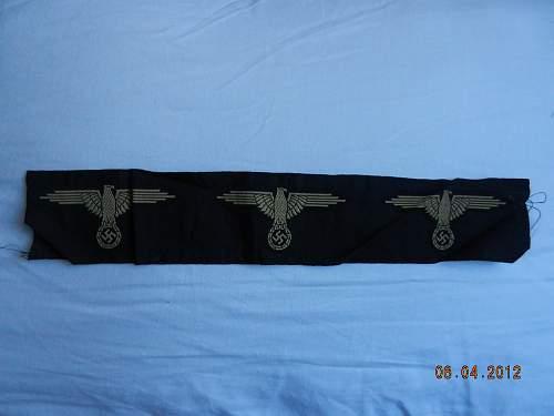 Tropical SS Sleeve Eagles SS-TK Tab-Bevo SS Tab