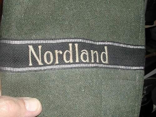 NORDLAND Tunic