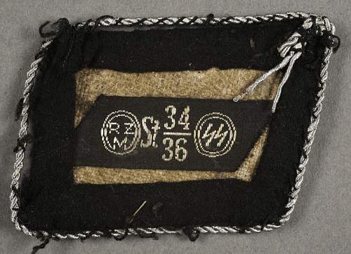A Foetid Woolen for FB to look at...