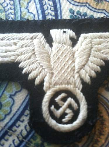 opinions on SS patch