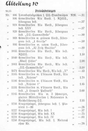 Click image for larger version.  Name:Price list  late 1935.jpg Views:217 Size:211.7 KB ID:371580