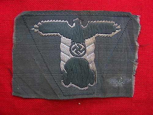 SS M43 Cap Traps