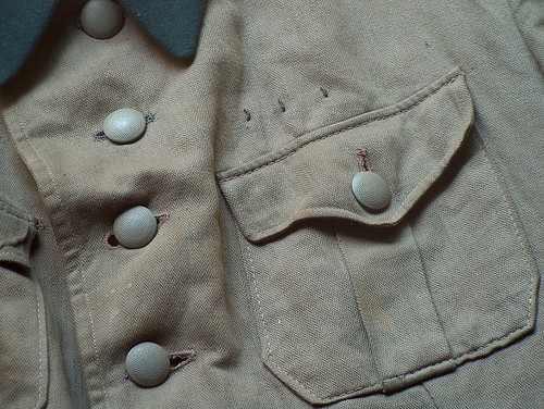 SSVT tunic or RAD tunic or...?