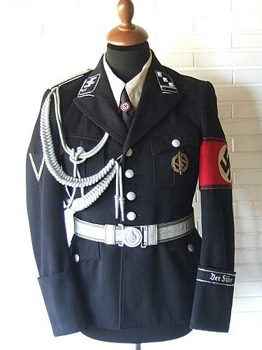 SS VT/ Allgemeine Tunics just posted