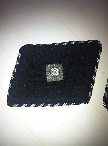 HELP!!! SD collar tabs real or fake?