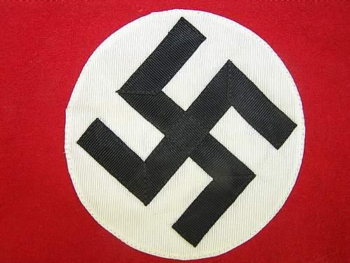 Wool Allgemeine SS Armband