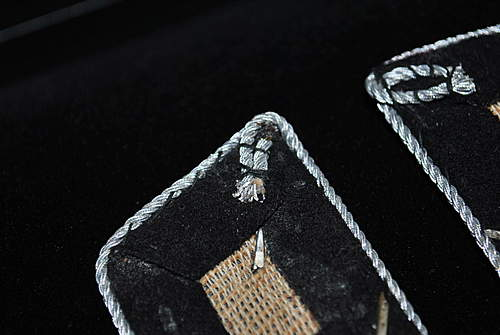 How real are these shoulder/collar patches ? Please