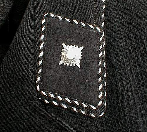 And here's another collar tab... hopefully a real one