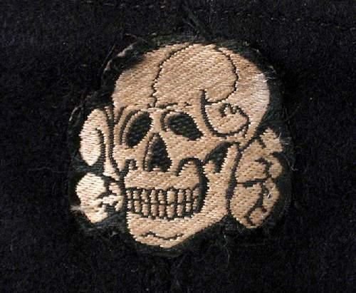 SS Bevo Skull